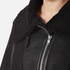 Gestuz Women's Lulle Shearling Jacket - Black: Image 5