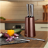 Swan SWKB1010COPN 5 Piece Knife Block - Copper: Image 3