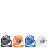 Signature S40003 USB Fan in Assorted Colours: Image 1
