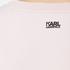 Karl Lagerfeld Women's Kocktail Choupette Sweatshirt - Rose Smoke: Image 6