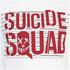 T-Shirt Homme DC Comics Logo Suicide Squad Line Up - Blanc: Image 4