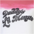 Suicide Squad Damen Daddy's Lil Monster T-Shirt - Weiß: Image 5