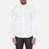 Michael Kors Men's Slim Long Sleeve Shirt - White: Image 1