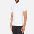Michael Kors Men's Liquid Cotton Short Sleeve Polo Shirt - White: Image 2