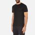 Michael Kors Men's Sleek Mk Crew Neck T-Shirt - Black: Image 2