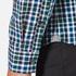 Michael Kors Men's Slim Fit Romeo Long Sleeve Shirt - Pine: Image 6