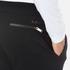 Michael Kors Men's Stretch Fleece Cuffed Sweatpants - Black: Image 5