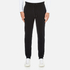 Michael Kors Men's Stretch Fleece Cuffed Sweatpants - Black: Image 1