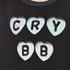 Wildfox Women's Cry Baby Roadtrip Sweatshirt - Clean Black: Image 5