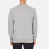 Maison Kitsuné Men's Palais Royal Sweatshirt - Grey Melange: Image 3