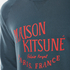Maison Kitsuné Men's Palais Royal Sweatshirt - Blue Strom: Image 5