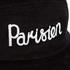 Maison Kitsuné Men's 5P Parisien Cap - Black: Image 4