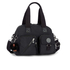 Kipling Women's Defea Double Pocket Tote Bag - Dazzling Black: Image 1