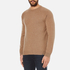 PS by Paul Smith Men's Crew Neck Jumper - Tan: Image 2
