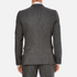 PS by Paul Smith Men's Fully Lined Single Breasted Jacket - Grey: Image 3