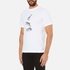 PS by Paul Smith Men's Crew Neck Short Sleeve Animal Logo T-Shirt - White: Image 2