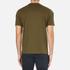 PS by Paul Smith Men's Crew Neck Short Sleeve Animal Logo T-Shirt - Khaki: Image 3