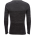Produkt Men's Basket Contrast Graded Jumper - Dark Grey Melange: Image 2