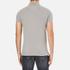Superdry Men's Classic Pique Short Sleeve Polo Shirt - Grey Marl: Image 3