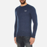 Superdry Men's Orange Label Crew Jumper - Dull Navy: Image 2
