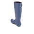 Barbour Women's Setter Quilted Wellies - Chalk Blue: Image 4