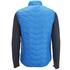 Jack Wolfskin Men's Icy Trail 3-in-1 Softshell Jacket - Brilliant Blue: Image 2