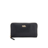 Karl Lagerfeld Women's K/Grainy Zip Around Wallet - Black: Image 1