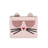 Karl Lagerfeld Women's K/Kocktail Choupette Big Pouch - Sea Shell: Image 1