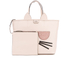Karl Lagerfeld Women's K/Kocktail Choupette Shopper Bag - Sea Shell: Image 7