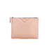 Karl Lagerfeld Women's K/Klassik Big Pouch - Metallic Rose: Image 1