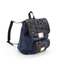 Karl Lagerfeld Women's K/Kuilted Tweed Backpack - Midnight Blue: Image 3