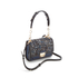 Karl Lagerfeld Women's K/Kuilted Tweed Mini Handbag - Midnight Blue: Image 3