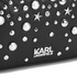 Karl Lagerfeld Women's K/Rocky Studs Small Cross Body Bag - Black: Image 4