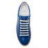 HUGO Women's Connie R Espadrille Trainers - Medium Blue: Image 3