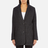 Levi's Women's Wool Cocoon Coat - Bleached Wool: Image 1