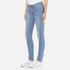 Levi's Women's 711 Skinny Fit Jeans - Fair Spirit: Image 2