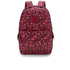 Superdry Women's Scatter Ditsy Montana Bag - Berry: Image 1