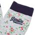 Superdry Women's Ditsy Triple Pack Socks - Pink/Grey/Navy: Image 2