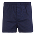 Derek Rose Men's Nelson 21 Modern Fit Boxer Shorts - Navy: Image 1
