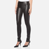 Helmut Lang Women's Stretch Leather Pants - Black: Image 2