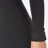 Helmut Lang Women's Double Rib Knit Detached Cuff Dress - Heather Grey: Image 5