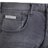 Crosshatch Men's Skylo Denim Shorts - Grey Wash: Image 4