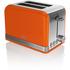 Swan ST19010ON 2 Slice Toaster - Orange: Image 1