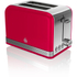 Swan ST19010RN 2 Slice Toaster - Red: Image 1
