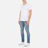Cheap Monday Men's 'Tight' Slim Fit Jeans - Offset Blue: Image 4