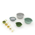 Joseph Joseph Nest Plus 9 Bowl Stacking Set (Opal) - 9 Piece: Image 3