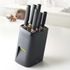 Joseph Joseph Lockblock Self Locking Knife Set - Set Of 6: Image 5