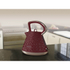 Morphy Richards 108103 Prism Textured Kettle - Merlot: Image 5