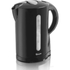 Swan SK18120BLKN 1.7L Jug Kettle - Black: Image 1