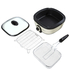 Kitchen M8 8-in-1 Multi Cooker - White: Image 3